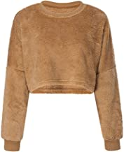 Clement Attlee Womens Short T-Shirt Pullover Long Sleeve Winter Warm