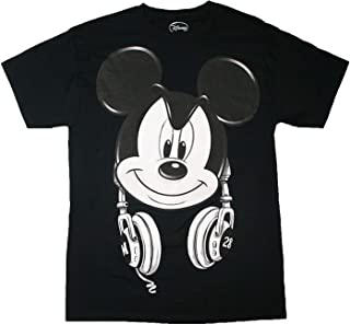 Mickey Mouse DJ Mickey Tee Shirt