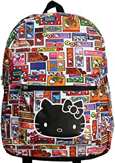 Difuzed Damen Hello Kitty Rucksack, Mehrfarbig, Standard