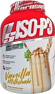 Pro Supps Iso P3 Vanilla Milkshake, Red, 5 Pound