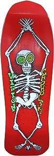 Vision Groholski Skeleton Reissue Skateboard Deck 9.75