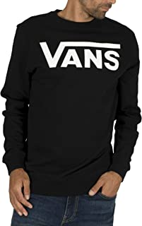 Vans Classic Crew II Sweater - Black/White