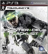 Tom Clancy's: Splinter Sell - PlayStation 3