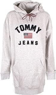 Tommy Hilfiger Kadın Günlük Elbise Tjw Logo Hoodie Dress