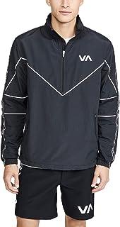 RVCA mens Transporter Anorak Track Jacket