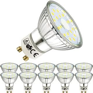 Mejor Led Spotlight Bulbs Gu10 de 2020 - Mejor valorados y revisados