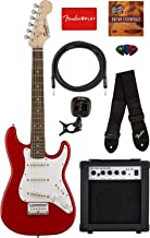 Best fender red guitar Reviews