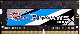 G.SKILL G.Skill16Gb Ripjaws Ddr4 Pc4 25600 3200Mhz 260 Pin Laptop Memory Model F4 3200C18S 16Grs