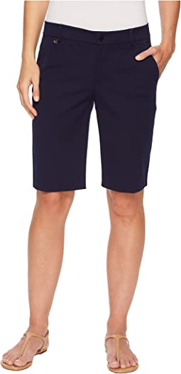 LAUREN Ralph Lauren Stretch Cotton Shorts
