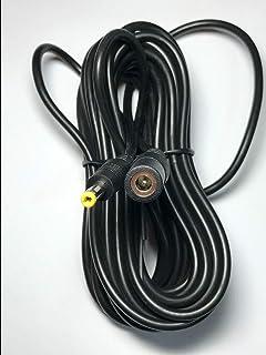 4mm x 1.7mm 4mmx1.7mm 4x1.7 DC Power Plug Extension Kabel Loodsnoer 5M 5 meter lang!