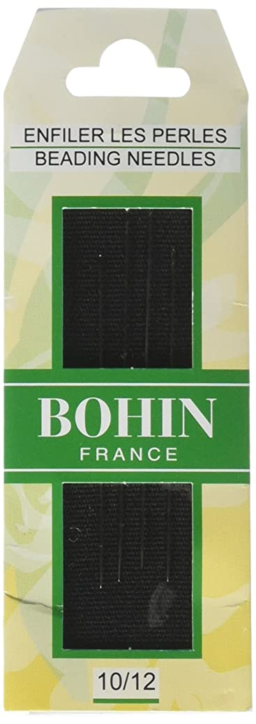 Bohin Beading Needles Sizes 10/12