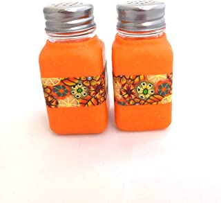 polymer clay salt and pepper shakers