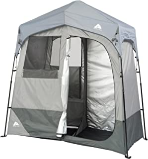 ozark trail tent shower