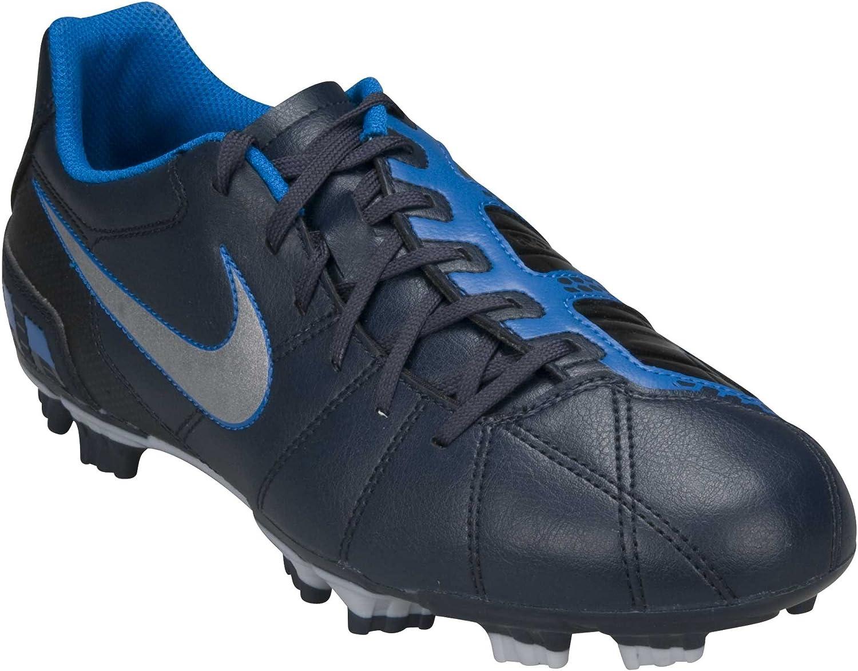 Nike Jr. Total90 Shoot III FG blueee