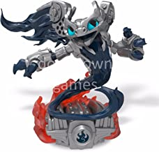 Qiyun Dark Spitfire Skylanders Superchargers New Figure Dark Hot Streaks Driver