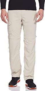 Columbia Women's Silver Ridge Convertible Pant (Extended Size), Fossil, 16W/Regular
