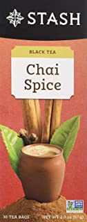 Stash Chai Spice Black Tea (Box of 30)