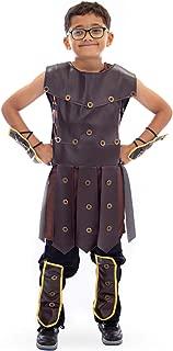 Mighty Warrior Boy's Halloween Costume | Roman Hero