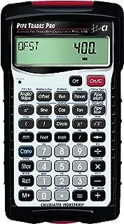 Pipe Trades Pro 4095 Advanced Pipe Trades Math Calculator (Fоur Расk)