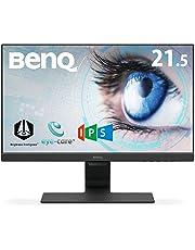 BenQ モニター ディスプレイ GW2283 (21.5インチ/フルHD/IPS/ウルトラスリムベゼル/輝度自動調整(B.I.)搭載/ブルーライト軽減/スピーカー付き)