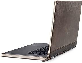 "Twelve South BookBook V2 for MacBook   Vintage Leather Book Case/Sleeve with Interior Pocket for 15"" MacBook Pro W/ Thunderbolt 3 (USB-C)"