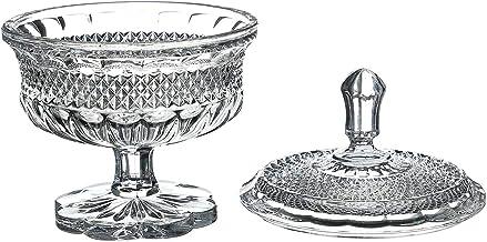 Bohemia Crystal Dessert Plate - Clear