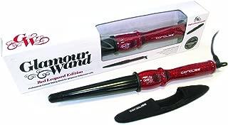 Corioliss G-Wand Hair Curler (Red Leopard)