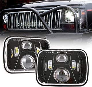Best jeep yj led headlight Reviews