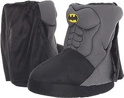 BMF242 Batman™ Slipper Boot (Toddler/Little Kid)