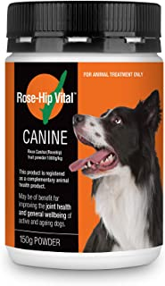 Rose-Hip Vital Canine 150g Health Supplement