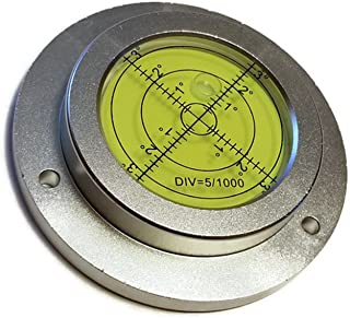 100MM Ultra Heavy Duty Metal/High Accuracy Bulls-eye Level Bubble Spirit Level Rv With Mounting Holes by GFNT (1)