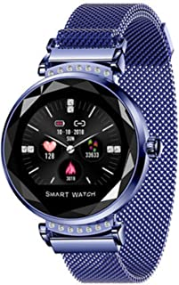 Inteligentny zegarek fitness tracker dla kobiet inteligentne przypomnienie zegarek sportowy IP67 wodoodporny inteligentny ...