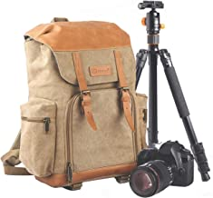 TARION Camera Backpack Canvas Bag Photography Backpack...
