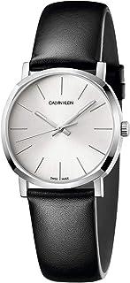 Calvin Klein Posh Quartz Silver Dial Ladies Watch K8Q331C6