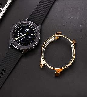 Compatible con Samsung Gear S3 S4 Sport Watch Case, Chapado en TPU ...