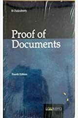 Proof of Documents Paperback