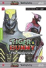 Tiger And Bunny: The Beginning [Blu-ray] [Reino Unido]