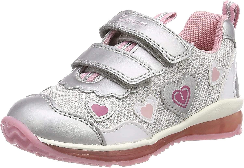 Geox Unisex-Child Todo Girl 7 Sneaker