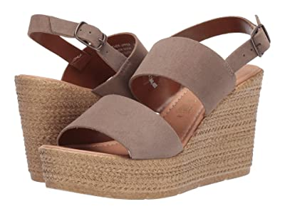 Seychelles Downtime (Taupe Suede) Women