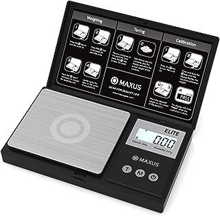 Precision Mini Scale 200 x 0.01g – MAXUS Elite Digital Jewelry Scale Gram Scale..
