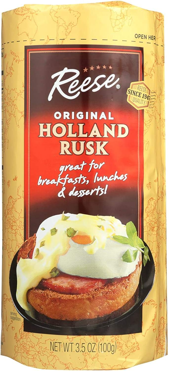 Reese Holland Rusk - Pack Super Special SALE held oz of gift 6 3.5