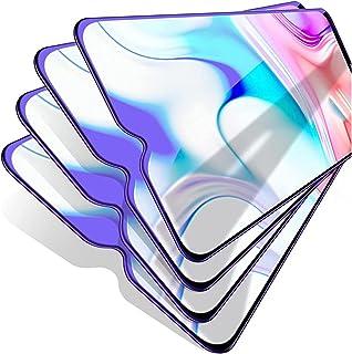 AiHuan tempered film is suitable for vivo V21 5G, anti-shatter edge, anti-scratch, anti-fingerprint, no bubbles, high-defi...