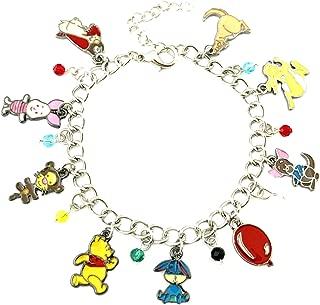 Best pooh and friends charm bracelet Reviews