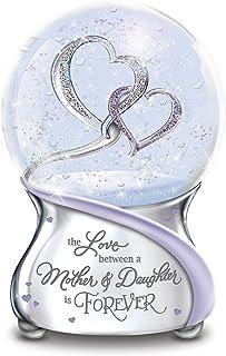 عشق بین مادر و دختر برای همیشه موسیقی درخشان Globe از مادر توسط The Bradford Exchange است