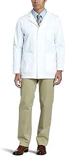Carhartt Men's 5 Pocket Poplin Lab Coat