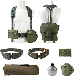 Akmax.cn Military Surplus Rucksack Alice Pack Army Survival Combat Field Backpack with frame