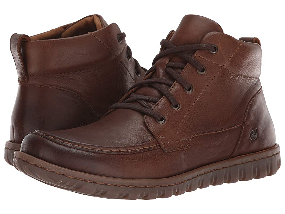 Born Gilden (Brown (Avana) Full Grain Leather) Men