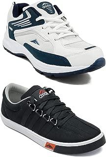ASIAN Walking Shoes, Running Shoes, Sports Shoes, Gym Shoes, Tracking Shoes, Training Shoes, Casual Shoes, Combo Shoes for Men