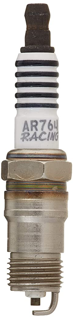 Autolite AR764-4PK High Performance Racing Resistor Spark Plug, Pack of 4 wrw9294697