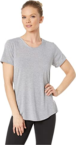 Distance Short Sleeve Top